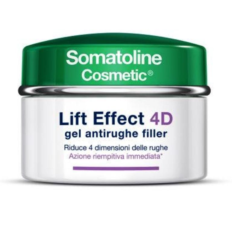 SOMATOLINE 4D Filler Gel Antirughe Filler