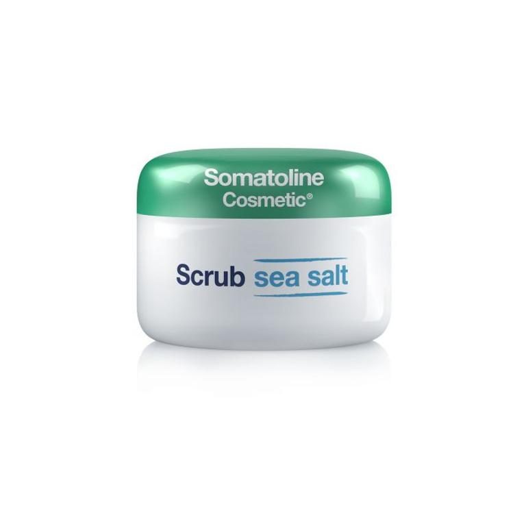 SOMATOLINE Srub Sea Salt 350gr