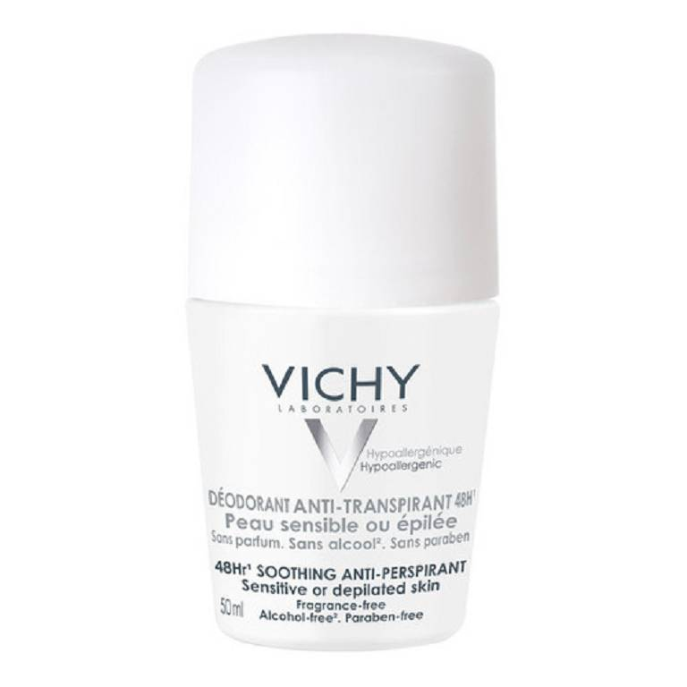Vichy Deodorante Roll-on Antiarrossamento