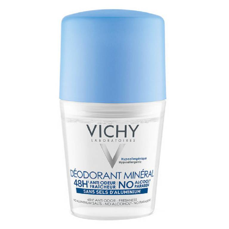 Vichy  Deodorante Roll-on pelle sensibile e depilata