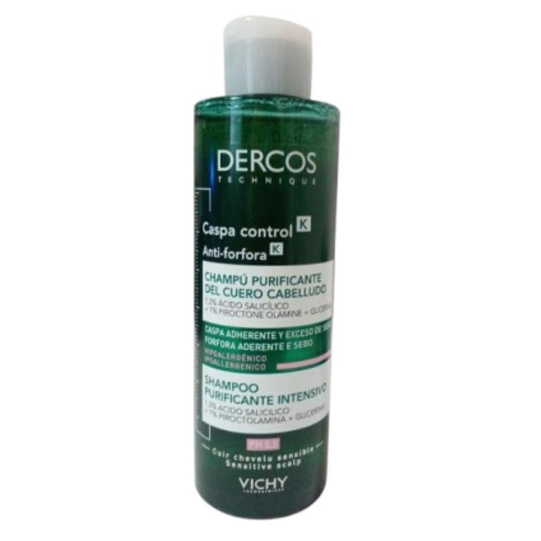 VICHY Dercos Antiforfora K 20 250ml