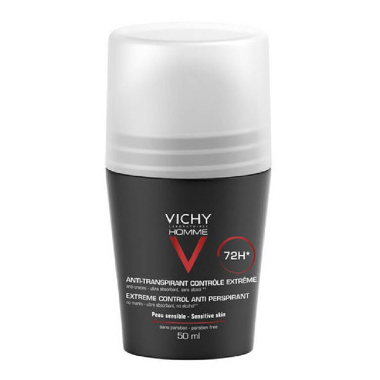 Vichy Homme Deodorante Roll On